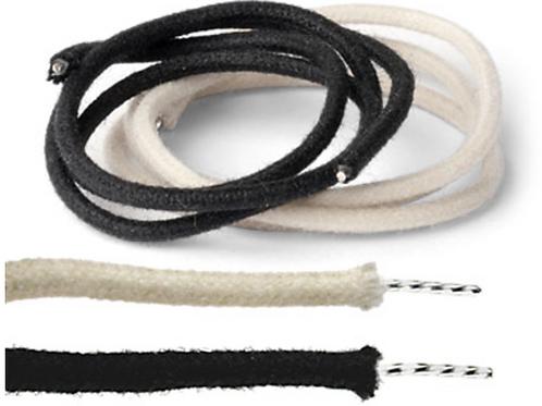 Cable de tela para electronica
