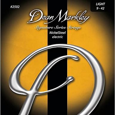 cuerdas dean markley .09 -.42 con cuerdas extra GRATIS