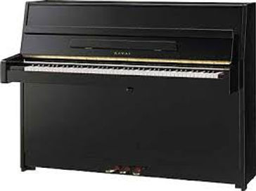 PIANO VERTICAL KAWAI K-15 NEGRO