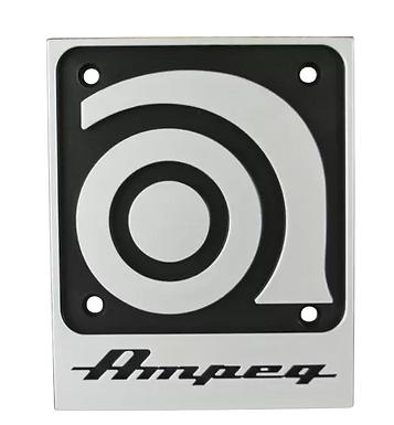 Logo amplificador ampeg