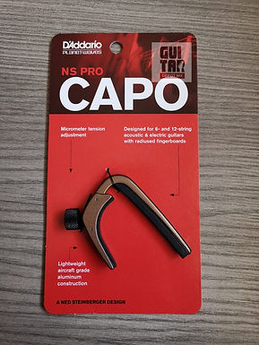 CAPO NS PRO PLANET WAVES CP02MBR