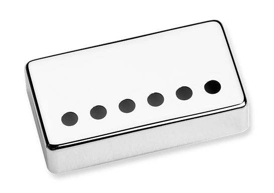 SEYMOUR DUNCAN HB-Cover Nkl/Silver 11800-21-NC