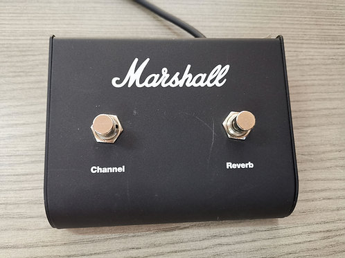 Footswitch Marshall 2 botones