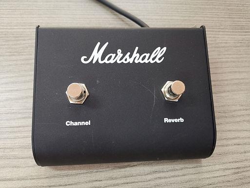 Footswitch Marshall 2 botones