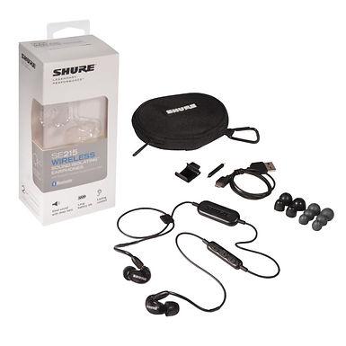 Shure SE215-BT1 Audífonos In-Ear Inalámbricos con Bluetooth