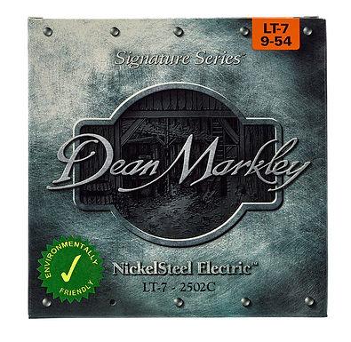 dean markley 7 cuerdas