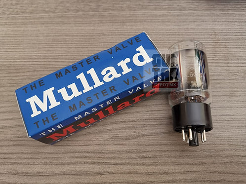 BULBOS 6L6GC MULLARD par