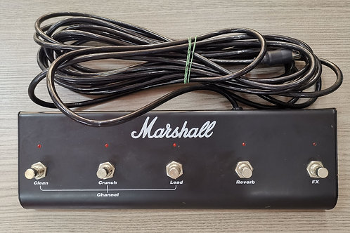 Footswitch Marshall 5 botones