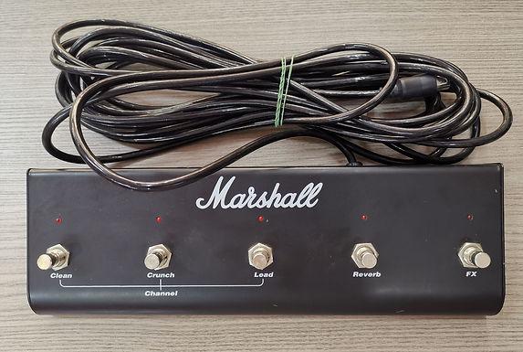 Footswitch Marshall 5 botones