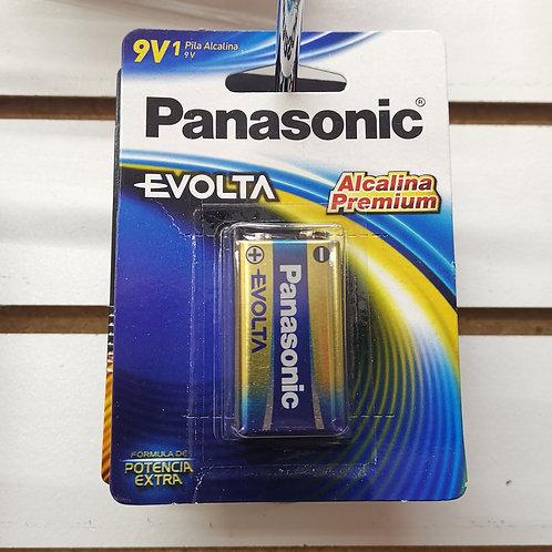 Pila 9V Panasonic Evolta