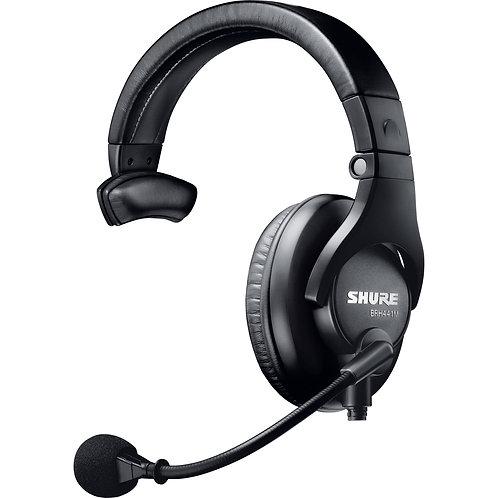 Audifonos Shure de INTERCOMUNICACIÓN Y RADIOTRANSMISIÓN BRH441M