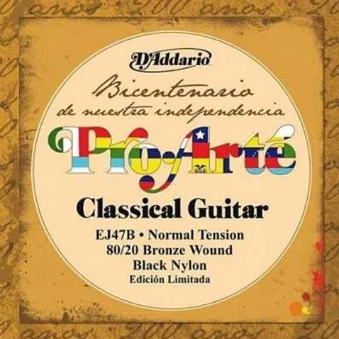 addario pro arte nylon tension normal