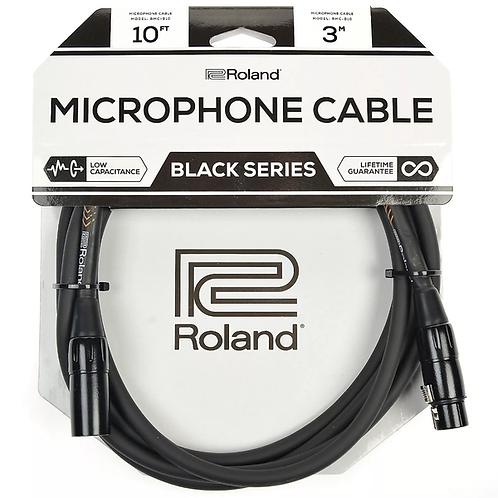 CABLE MICROFONO ROLAND 3, 4.5 y 6mt
