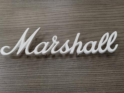 "Logo marshall 11"""