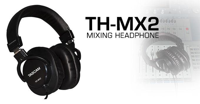 audifonos TASCAM TH MX2