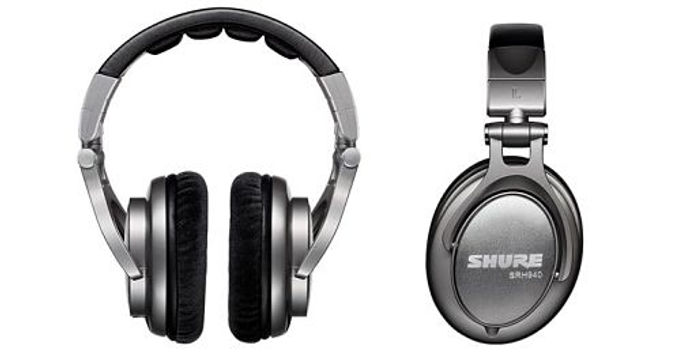 Audifonos Profesionales Shure SRH-940