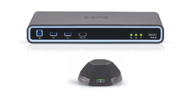 Sistema para videoconferencia Devio SCR-20T