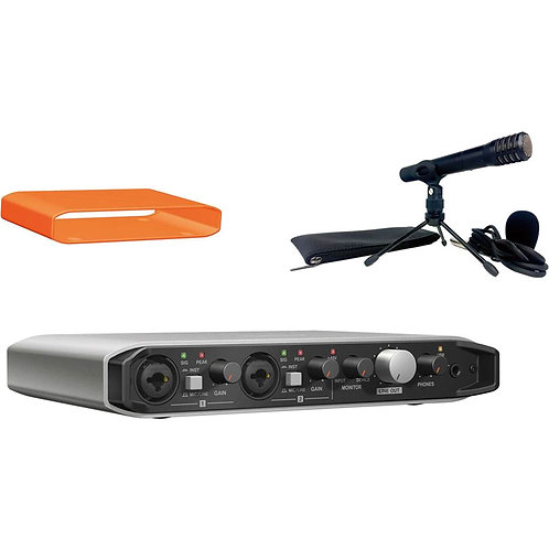 TASCAM iXR TrackPack Audio Interface
