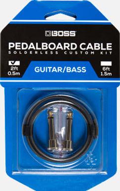 Kit para armar cables BOSS BCK-2