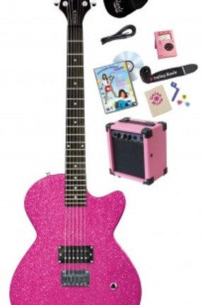 paquete daysi rock guitarra electrica 147011