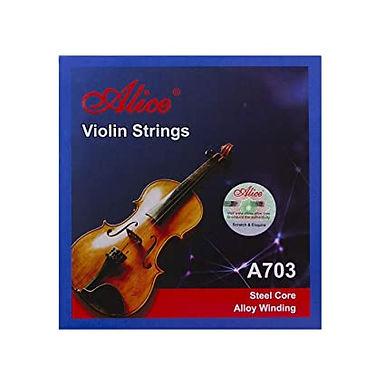Cuerdas para Vioin Alice A703