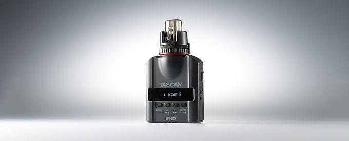 Grabador para Micrófonos DinámicosTASCAM DR10X
