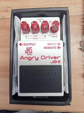 ANGRY DRIVER JHS BOSS USADO