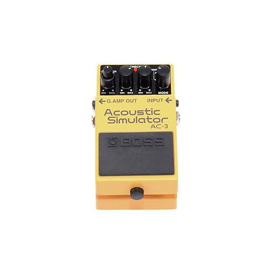 Pedal  Boss Acoustic Simulator AC 3