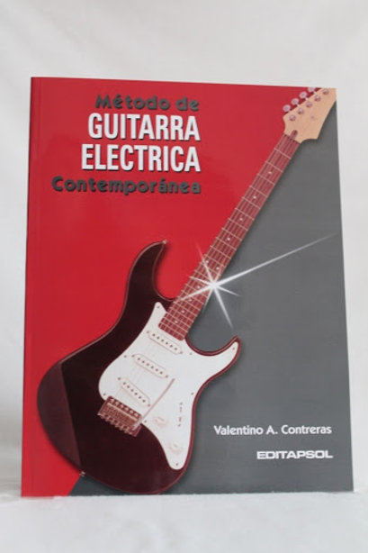 METODO DE GUITARRA ELECTRICA CONTEMPORANEA