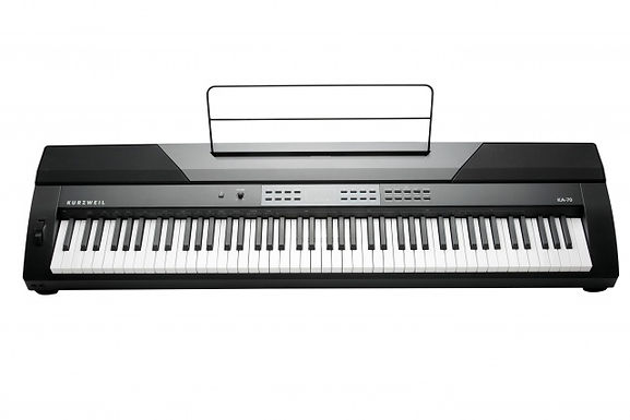 Piano digital kurzweil KP90L