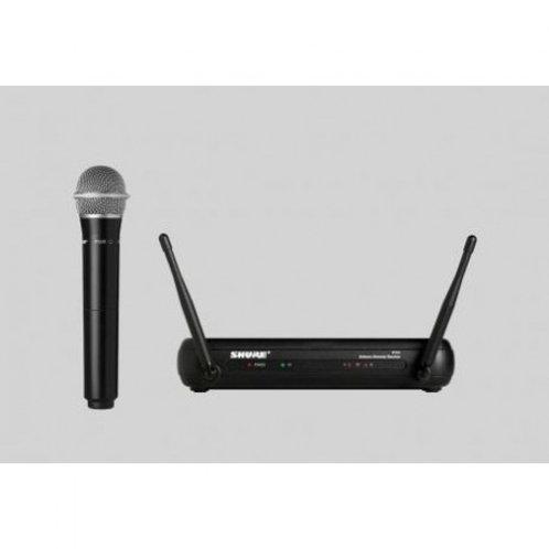 Microfono inalambrico Shure SVX24US/PG28 de Mano