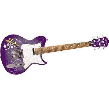 Guitarra Electrica Disney Hannah Montana Washburn