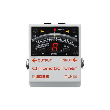 Pedal Boss TU-3S Chromatic Tuner