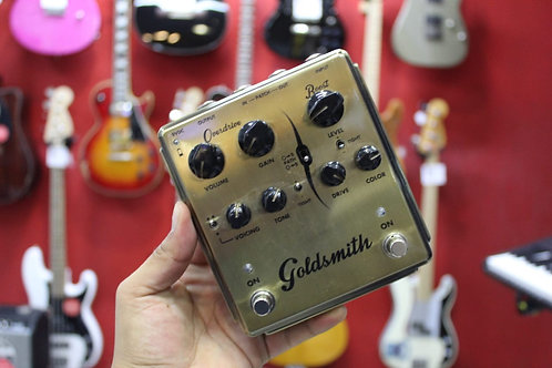Egnater Goldsmith Overdrive and Boost Pedal