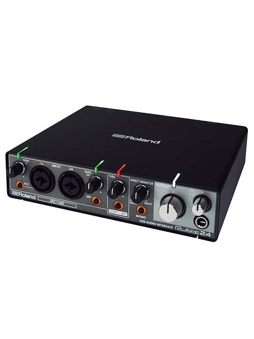 ROLAND RUBIX 24 - INTERFACE AUDIO USB