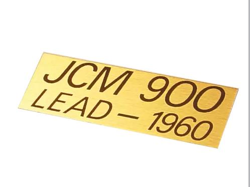placa marshall JCM900