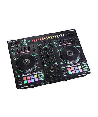 CONTROLADOR DE DJ ROLAND DJ-505
