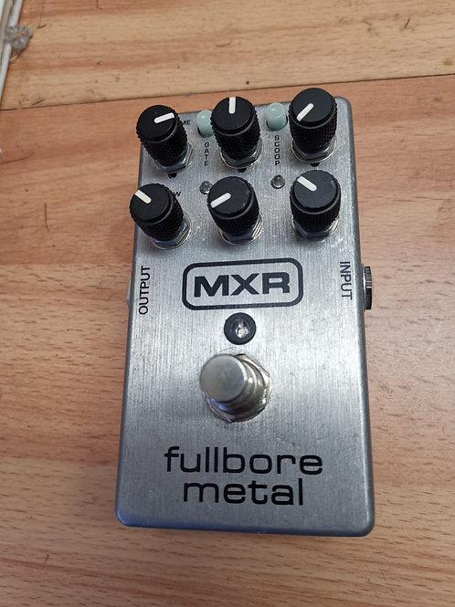 MXR  - Pedal de distorsión Fullbore® Metal  USADO