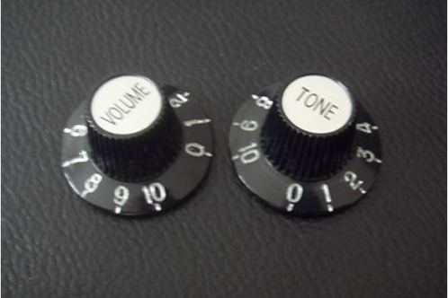 knobs tipo witch hat, medida metrica (4pz)
