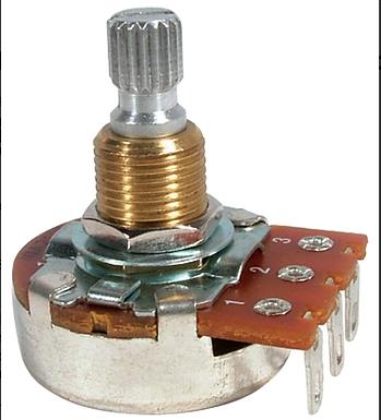 Potenciometro bourns audio 500k