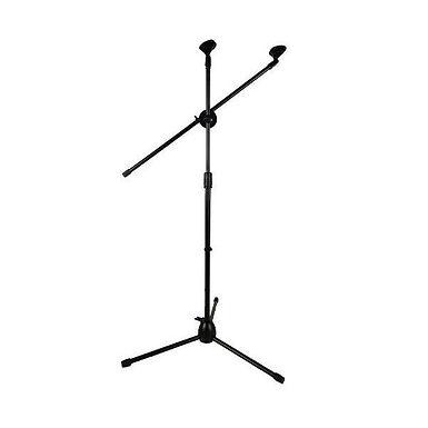 Pedestal Para Microfono Con Boom Ytripie Profesional Kst-107