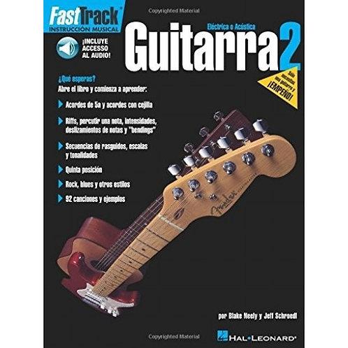 FAST TRACK GUITARRA 2