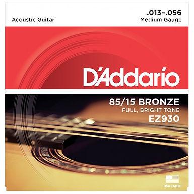Cuerdas Addario EZ930-acustica