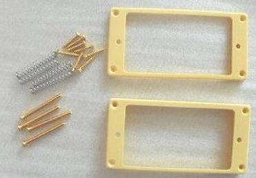 marcos para humbucker para tapa curva