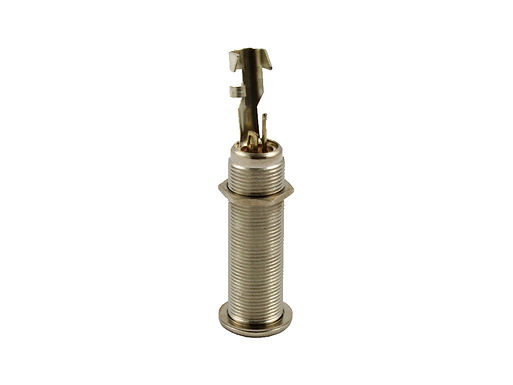 switchcraft stereo long threaded jack all parts