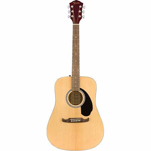 Guitarra Acústica Fender FA-125 con funda 0971210521