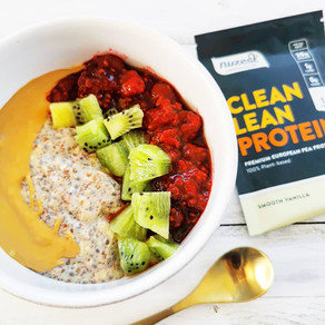 4-step Superfood Breakfast Porridge