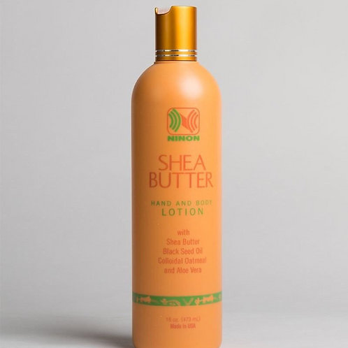 Shea Butter Lotion 16oz