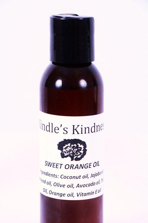 Sweet Orange oil 4oz
