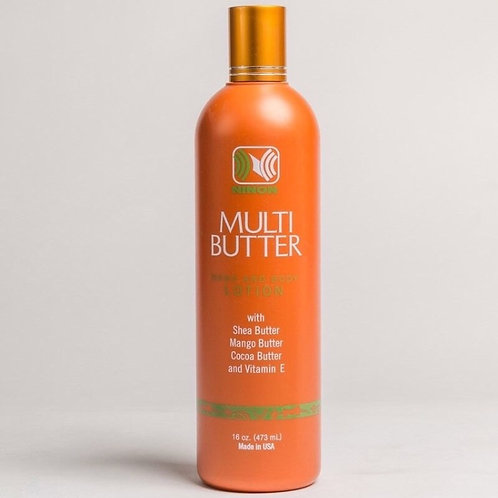 Multi Butter hand and body lotion 16oz